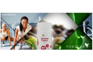 Toidulisand Forever Therm™ aitab kõikides rasvapõletusetappides