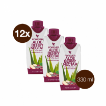 Forever Aloe Berry Nectar™- 330 ml 12-Pack