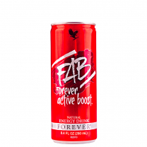 Forever FAB natural energy drink - Aloe.ee